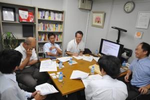 Google対策勉強会in福岡 2010年9月16日開催at 株式会社ワイコム・パブリッシングシステムズ