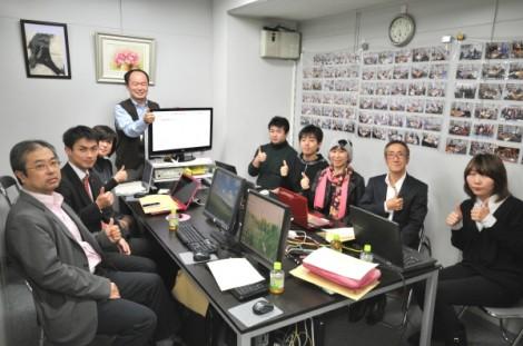 2012年11月28日 第122回 ビジネスとプライベートを充実させるフェースブック初心者向け勉強会報告