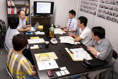 2014年7月15日 直接取引顧客を増やす中小企業のためのホームページづくり~セミナー報告